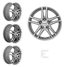 4x 17 Zoll Alufelgen für Audi A3, Cabrio, Sportback / Dezent TZ (B-83001142)