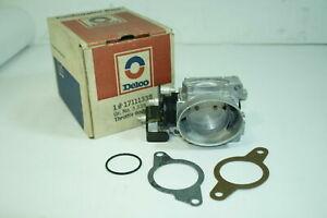 GM THROTTLE BODY KIT Fuel Injection Air Meter Pontiac Firebird 1988-1989 Camaro