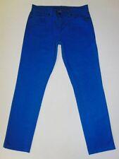Levis 632 jeans Hi Rise Skinny talla 11/30 m 32/30 azul Denim