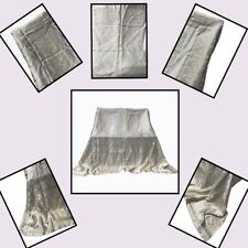 Antique French Silk? Damask Fabric