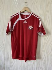 TRINIDAD & TOBAGO 2006 HOME FOOTBALL SHIRT SOCCER JERSEY ADIDAS 051568