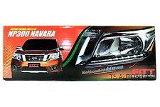 FITT DRL DAYTIME RUNNING LIGHT DAYLIGHT FOR NISSAN NAVARA NP300 D23 2015 2WD 4WD
