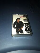 Bad by Michael Jackson (Cassette, Sep-1987, Epic) Factory Sealed In Retail Case