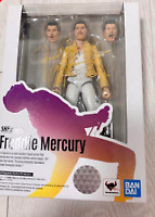 Queen Freddie Mercury Music Figure S.H. Figuarts Bandai Free Shipping from Japan