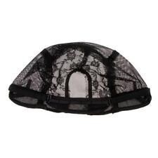 Elestic Hair Wig Net Caps U Part Inner Adjustable for Wig Weaving Making