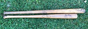 "Antique 1880s 1890 Hand Carved 38"" Wood Baseball Bat 41oz Huge War Club Folk Art"