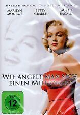 DVD NEU/OVP - Wie angelt man sich einen Millionär? - Marilyn Monroe