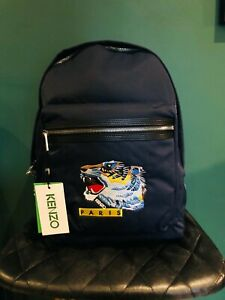 Kenzo Backpack Iconic Tigger in Navy With tags 100% Genuine