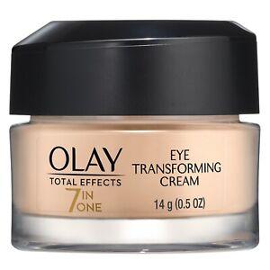 Olay Total Effects Transforming Eye Cream for Women, 0.5 oz