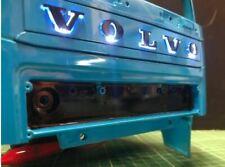 Für Tamiya RC Truck Volvo FH16 750 LED beleuchteter Acryl Logo Grill als Bausatz