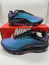 """Nike Air Max Deluxe """"Throwback Future"""" AJ7831-004 Running Shoes Men's Multi Size"""