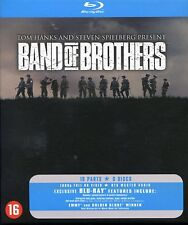 BAND OF BROTHERS [IMPORT BELGE] COFFRET BLU RAY NEUF SOUS CELLO