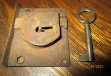 Antique Furniture Lock & Key-Cabinet, Other