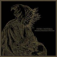 Fides Inversa - Mysterium Tremendum et Fascinans DIGI-CD,Occultism BM,WATAIN