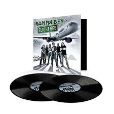 Iron Maiden - Flight 666 - Original Soundtrack (180g 2LP Vinyl, Gatefold) NEU!