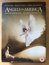 Al Pacino Emma Thompson ANGELS IN AMERICA ~ HBO AIDS HIV Drama ~ Ltd Ed UK DVD
