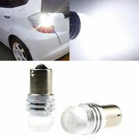 US White LED Auto Car Lamp 1156 BA15S P21W DC 12V Q5 Reverse Car Light Bulb Tool