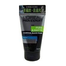L'OREAL MEN EXPERT PURE &MATTE CHARCOAL BLACK FOAM ICY EFFECT 100ml
