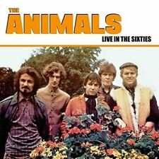 THE ANIMALS - LIVE IN THE SIXTIES  2 CD NEUF