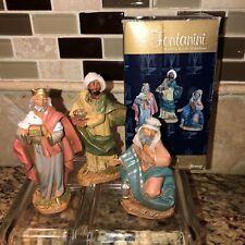 Fontanini Nativity Three Kings 55012 Christmas 2009 Roman Inc Orig Box