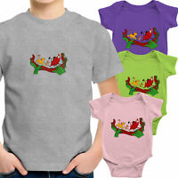 Simba Pumbaa Timon Toddler Kid Youth Tee T-Shirt Infant Baby Bodysuit Lion King
