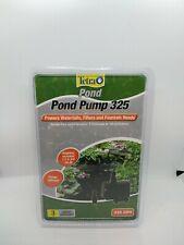 TetraPond Water Garden Pump 325 Gph, For Small Waterfalls, #5863
