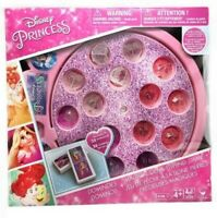 Disney Princess Magical Gems Fishing Game + 28 Dominos 2-4 Player New Girl Gift