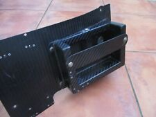 INDY RACE CAR LOLA CARBON FIBER PI ELECTRONICS HOLDER BOX DATA RECOVERY CRADLE