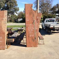Redgum Slab No.151 2.7m Long Hardwood Trimble Table Top