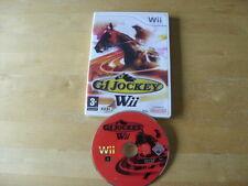 G1 Jockey Wii (Nintendo Wii, 2007) - Horse Racing - No Manual - FREE UK P&P