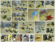 GUNDAM Bandai Japan 1/350 G SIGHT Big Lot 30 COMPLETE FIGURES MINT Some Sealed