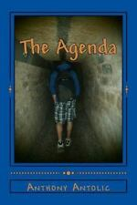 The Agenda : Project Quicksilver by Anthony Antolic (2014, Paperback, Large...