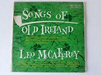 Leo McCaffrey - Rare Songs of Old Ireland - LP