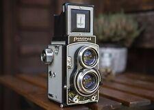Flexaret VII + lens cap + original case +++CLA+++