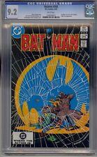 BATMAN #358 CGC 9.2 1ST FULL KILLER CROC COVER WHITE PAGES