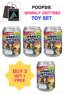 ✅ 1 X Poopsie Sparkly Critters Toy - CAN OF SURPRISES ✅ BUY 3 GET 1 FREE❗❗❗❗