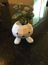 New listing Oddish Pokemon Go Planter, Cute Gift