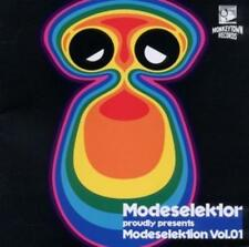 Modeselektor Proudly Presents - Modeselektion Vol.1 .