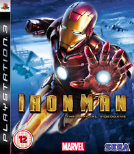 Iron Man PS3 Game *in Excellent Condition*