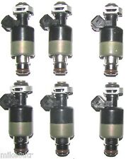SET of 6 BRAND NEW OEM Fuel Injectors, 1987-94 GM cars, 2.8, 3.1, 3.3, 17102747