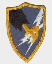 VIETNAM ERA COMMEMORATIVE NAM IRON-ON PATCH: ARMY SECURITY AGENCY ASA GROUP NAM