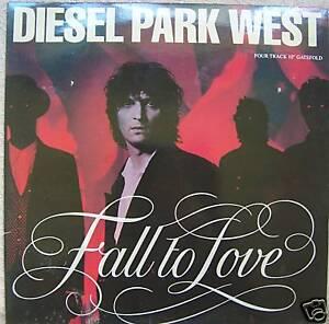 "DIESEL PARK WEST ~ FOUR TRACK ~ GATEFOLD 10"" Single PS"