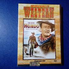 DVD Capolavori Western DeAgostini Hondo NUOVO Blister