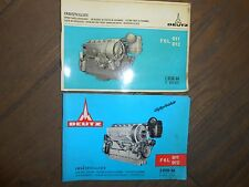 Deutz F6L911 & F6L912 Catalog
