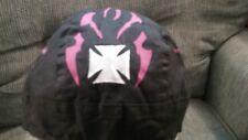 Spider/Iron Cross  Doo Rag/ Skull Cap