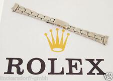 Rolex LADY OYSTER BRACCIALE IN ACCIAIO INOX - 366 & 7834 - 1960er - 13 mm-BRACELET
