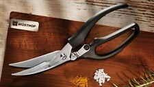 "Wusthof 5509  13"" Poultry Shears  Free Shipping USA"