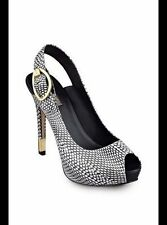 GUESS Stiletto Heels for Women's Animal Print
