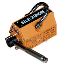 Industrial Magnetic Lifter 880 Lb Lifting Capacity Made of Neodymium Magnets