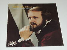 JOHN CAMPBELL perchance to dream Lp RECORD SHAKESPEARE SPOKEN WORD SEALED